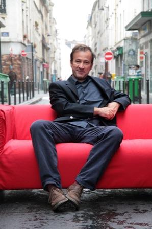 Pascal Fioretto, un écrivain sans complexe ( Stéphane Agado /photo)