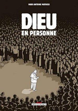 Dieu en personne à Angoulême - Une Bande dessinée brillante