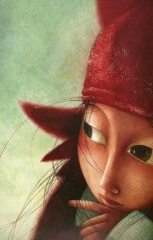 Des illustrations toujours soignées et magnifiques de Rébecca Dautremer