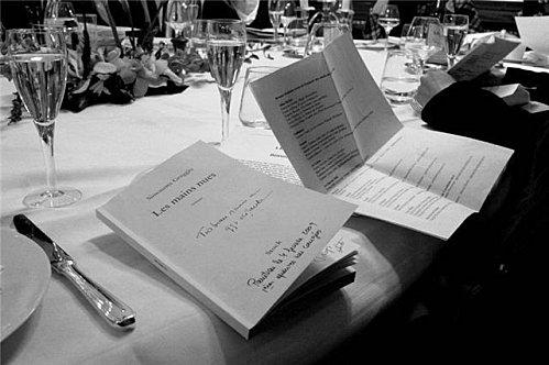 ette année, le Prix Lilas 2010 sera remis lors de la soirée des Prix de la Closerie des Lilas, le 8 avril 2010.(photo A.L Boveron)