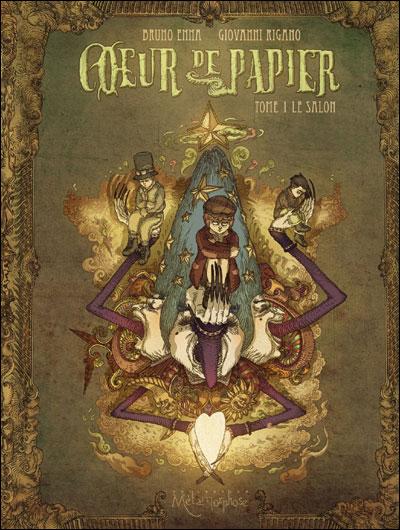 Coeur de Papier - Editions Soleil