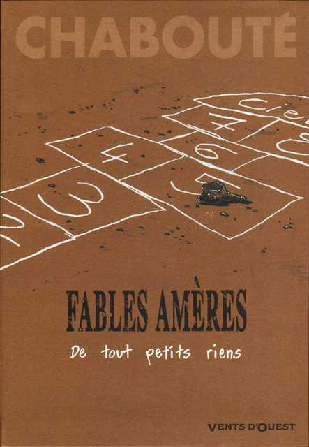 Fables Amères - Vent d'Ouest - Chabouté