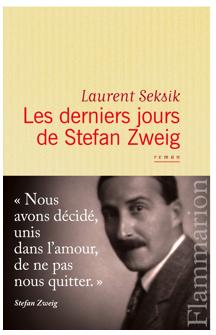 Laurent Seksik : un écrivain peut en cacher un autre