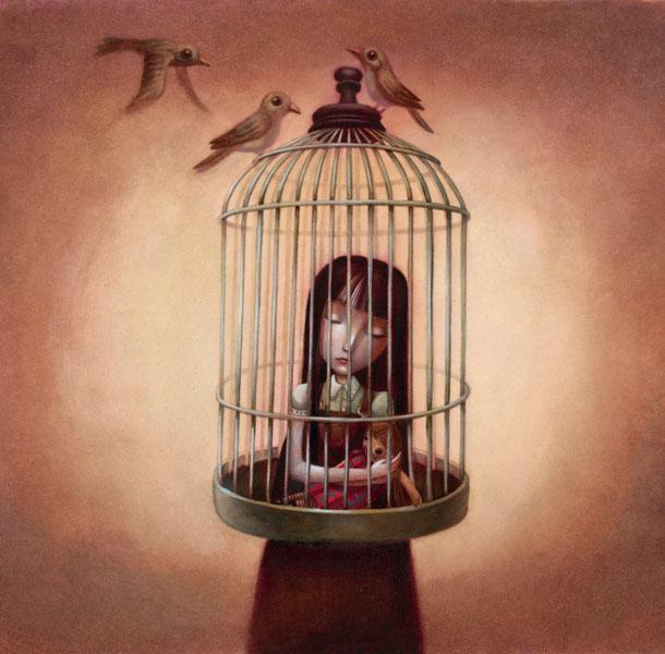 L'enfant silence- Cécime Roumiguière - benjamin Lacombe