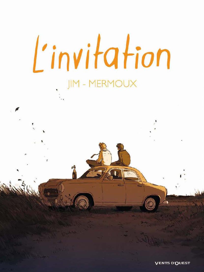 L'invitation -Jim -Mermoux