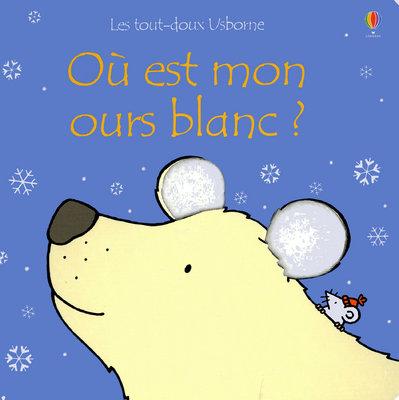 Où est mon ours blanc?