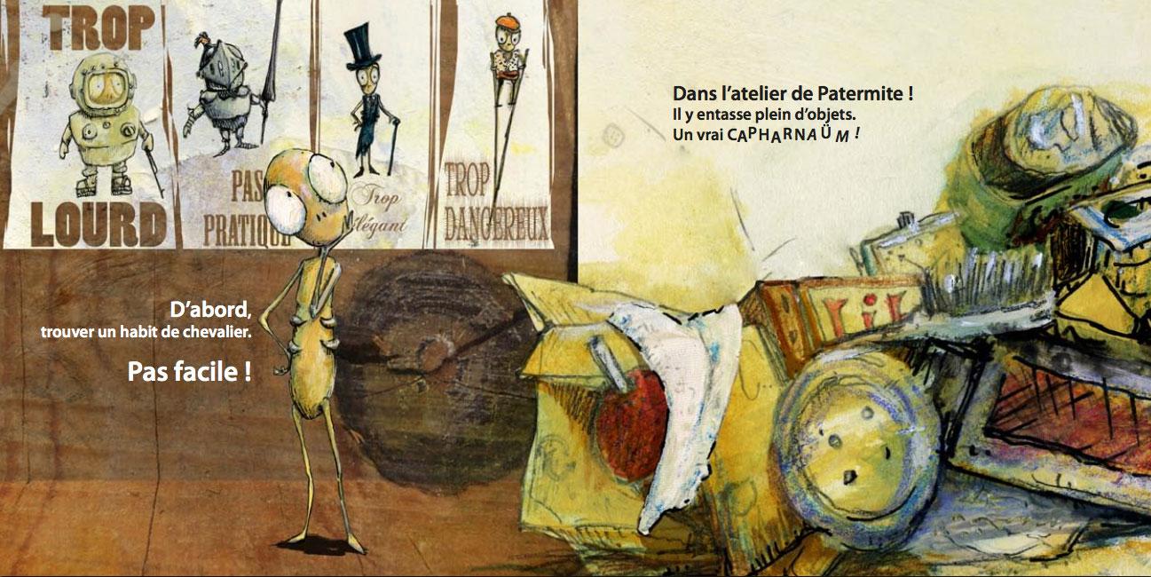 Terminus - Frédéric Cartier lange