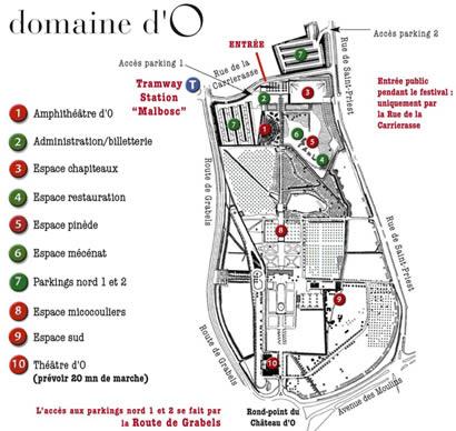 Domaine d'O