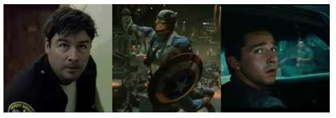 Transformers 3, Captain America, Super 8 : le plein de trailers du Super Bowl