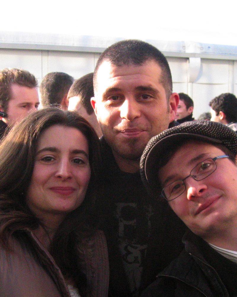 Ludovic Danjou et mady