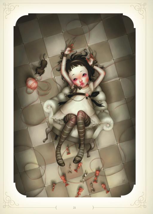 Alice par Lostfish