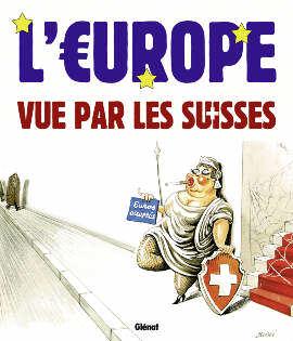 L'europe vue par les suisses