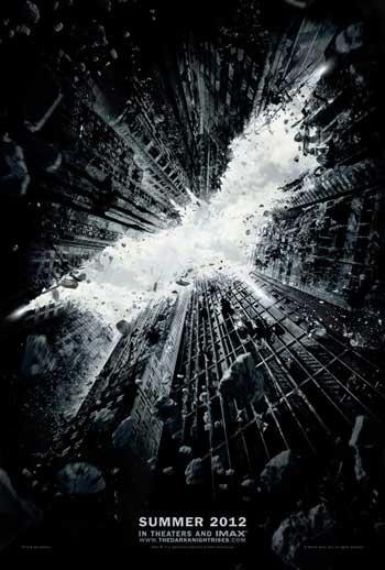 The Dark Knight Rises : un poster minimaliste en guise de mise en bouche