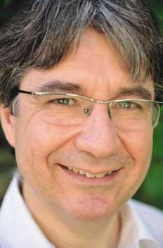 Christophe Prochasson (Photo © Frédéric Presles - Flammarion)