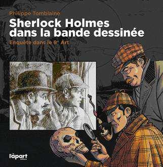 Sherlock Holmes dans la Bande dessinée