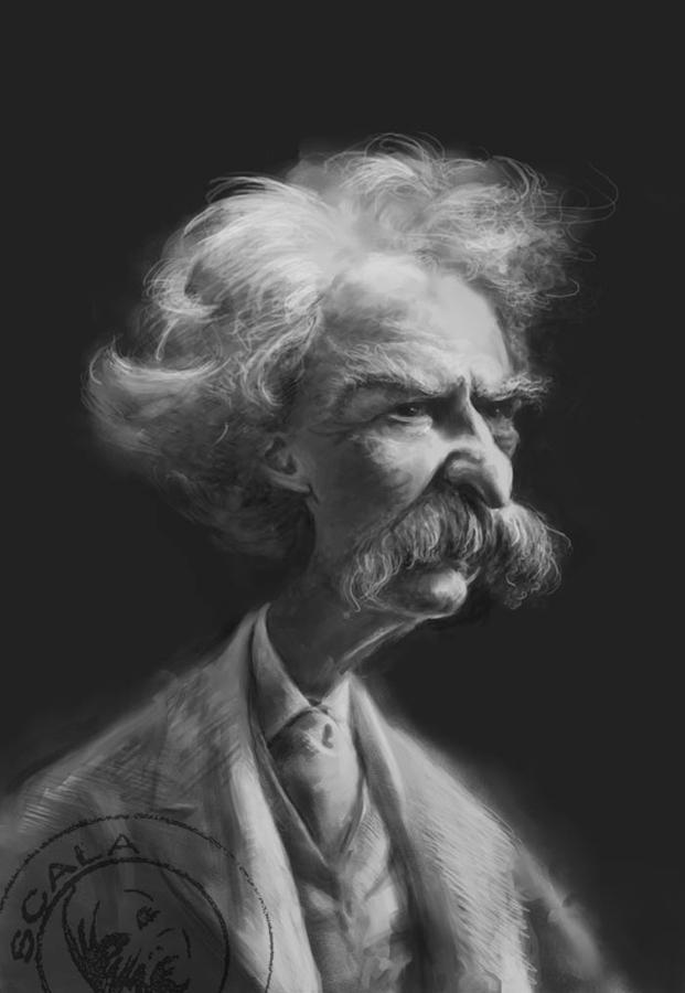 Mark Twain - Eric Scala