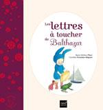 Les lettres à toucher