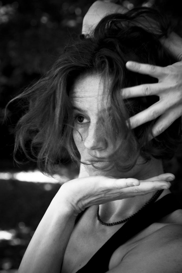 La chorégraphe Céline Lefèvre - Centre Nationale de la Danse de Pantin
