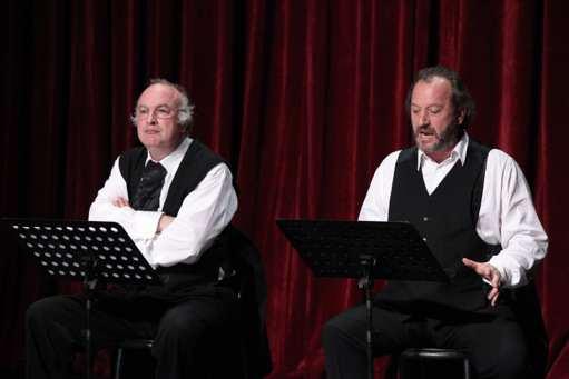 Printemps des comédiens : un Bouvard et Pécuchet remarquable ( Hervé Briaux et Patrick Pineau)