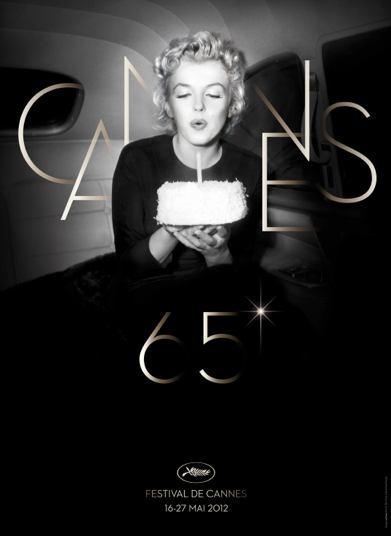 Festival de Cannes 2012 - Affiche Officielle