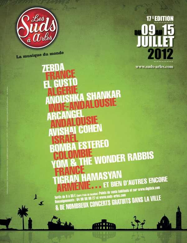 Les Suds à Arles : le programme riche et multiple de Marie José Justamond