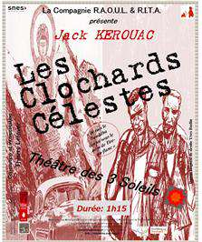 Jack Kerouac : Les clochards Célestes adaptés au Théâtre