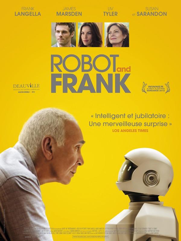Robot & Frank : Un petit film indépendant de bon divertissement