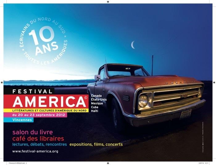 Festival America 2012 : Vincennes à l'heure américaine