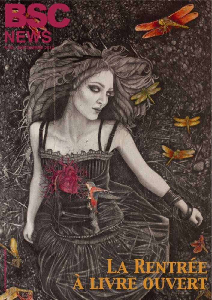 le BSC NEWS MAGAZINE de Septembre 2012 - Le magazine de rentrée littéraire