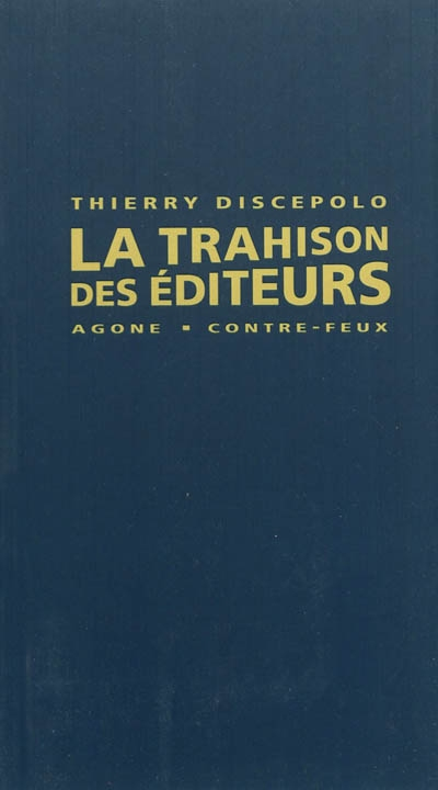 Thierry Discepolo