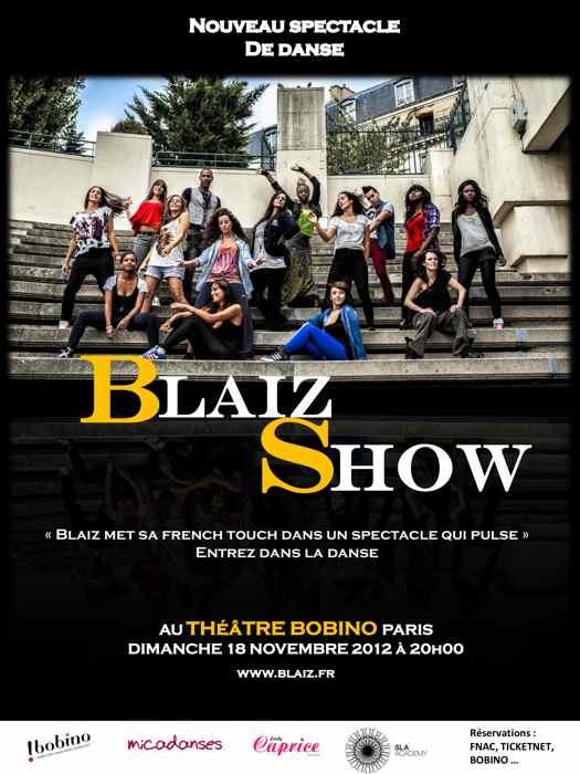 Blaiz Show