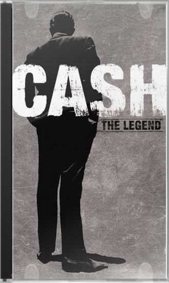 Johnny Cash The Legend - Sony Music