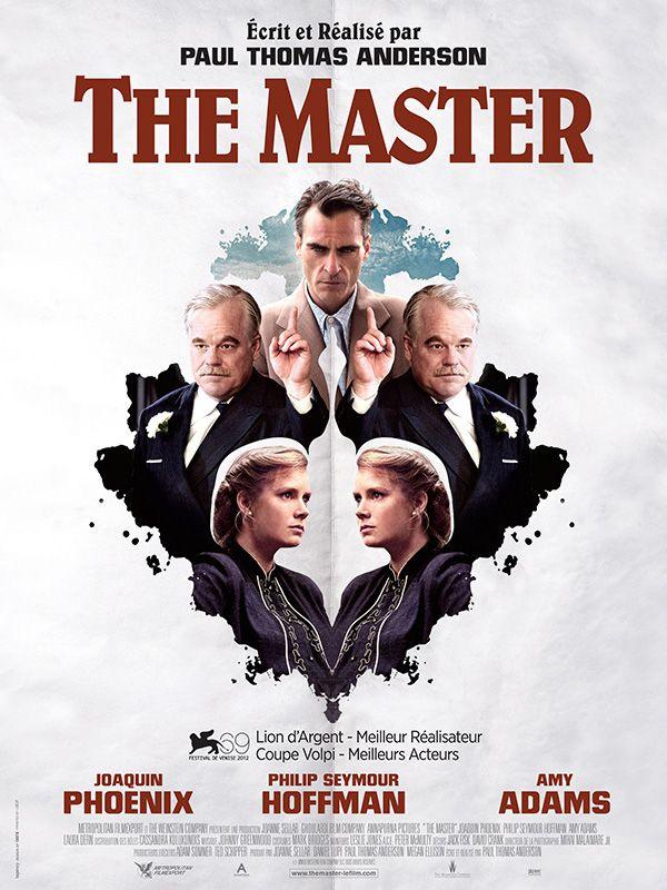 The Master - Paul Thomas Anderson - Philip Seymour Hoffman