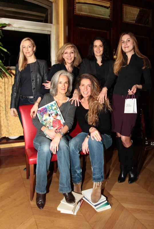 Le jury permanent du prix Lilas 2013 - Anne-Laure Bovéron