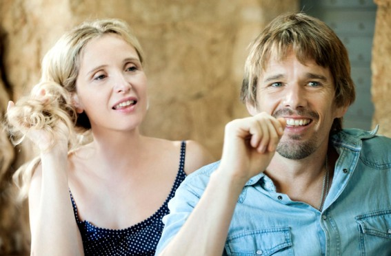 Before Midnight - Ethan Hawke et Julie Delpy