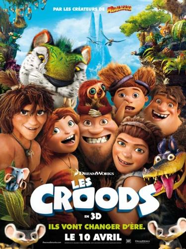 Les croods - Dreamworks