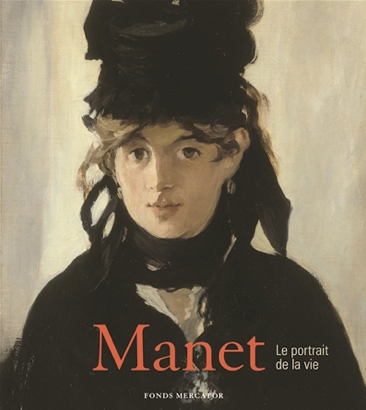 portrait manet