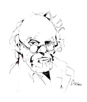 JM Ribes par Arnoo