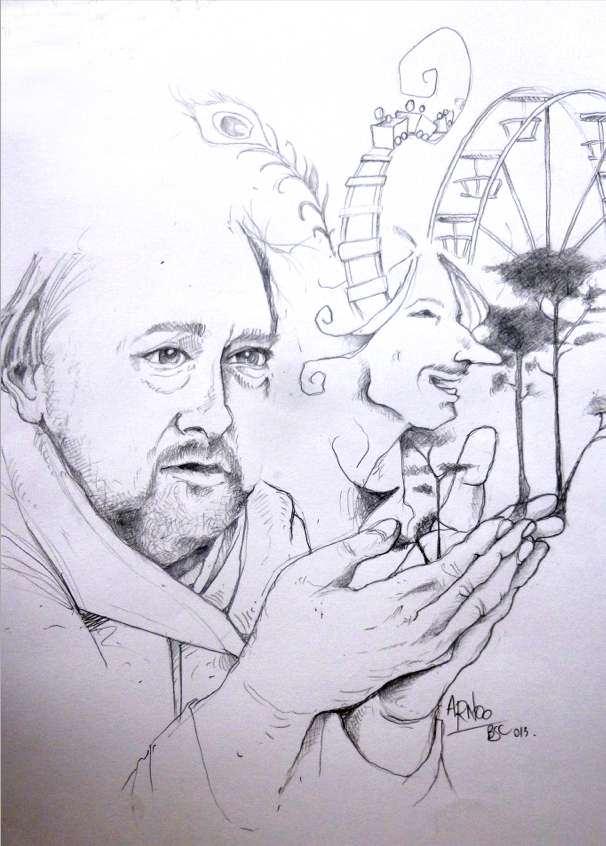 Jean Varela par Arnoo