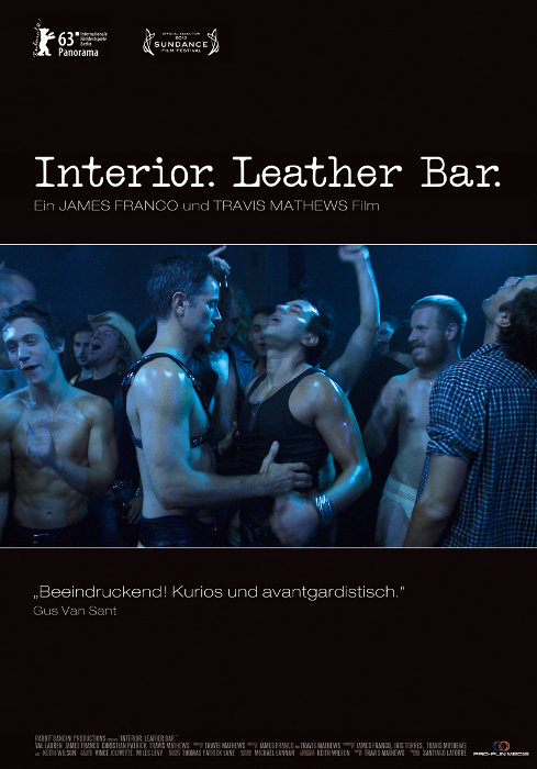 Interior.Leather Bar