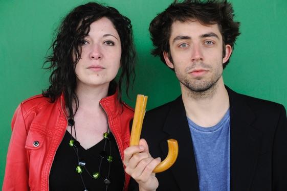 Ortie - Grégory Gensse, et Elodie Pasquier - Laborie Jazz - Photo