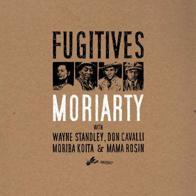 Moriarty - Fugitives - Album Cover