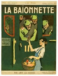 Gus Bofa - Exposition Angoulême 2014 - Cité de la Bande dessinée - Baïonette