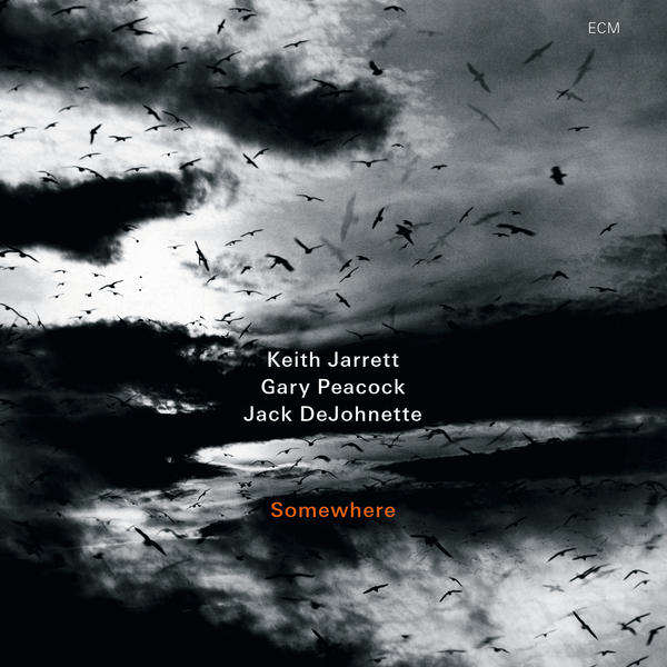Keith Jarrett - Somewhere - ECM