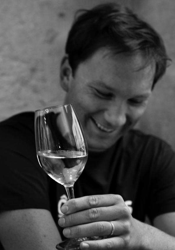 Olivier Magny - Into Wine