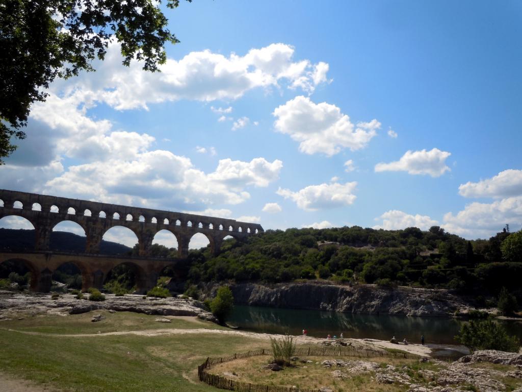 Gard- Pont du Gard - Nimes