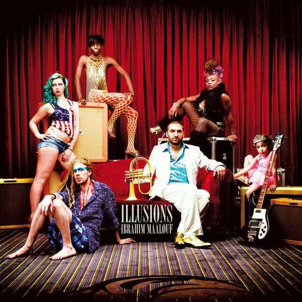 Ibrahim Maalouf - Illusion - 2013