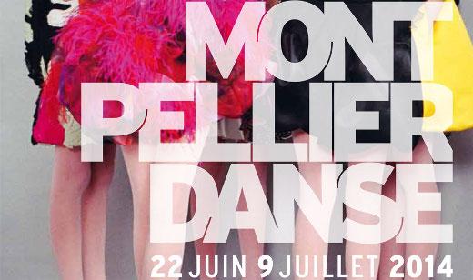 Montpellier danse 2014