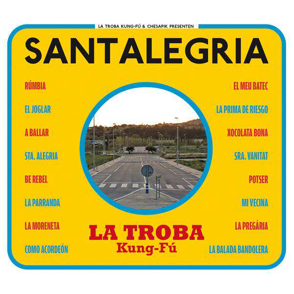 Santalegria - Kung-Fu