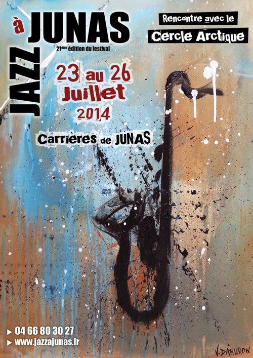 Jazz à Junas - Cercle arctique - Carrières de JUNAS